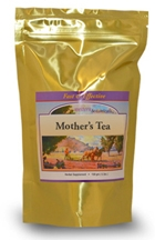 Mothers Tea, 16 oz. Western Botanicals Mothers Tea,herbs for pregnancy and nursing,herbs for nausea