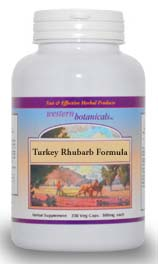 Turkey Rhubarb Formula, 100 capsules Western Botanicals Turkey Rhubarb Formula,colon cleanse,herbal colon cleanse