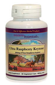 western botanicals ultra raspberry ketone capsules. Black Bedroom Furniture Sets. Home Design Ideas